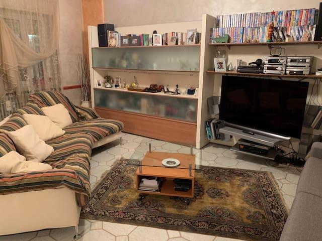 Stanza privata matrimon   Private room double bed