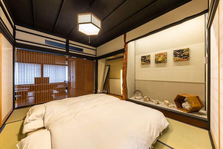 Japanese Bedroom 1