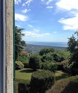 Single room with view Tuscan coast - Capriglia - Bed & Breakfast
