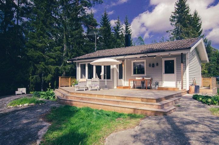 Beautiful summer house in Roslagen Archipelago