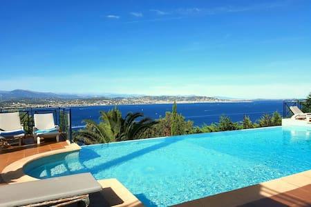 Chambre belle vue - Théoule-sur-Mer