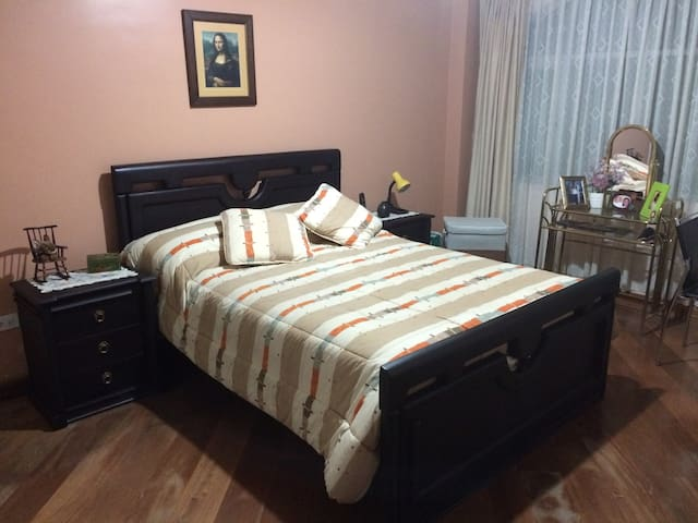 Cozy private room/ Downtown Otavalo - Otavalo - Huoneisto