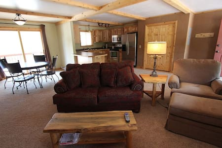 Swan River Lodge-Condo #5 - Condon