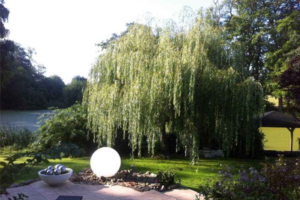 Garten am See