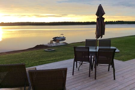 Waterfront Vacation Home! Paradise - Cocagne - Casa