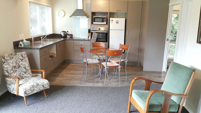 Tui Rest: Private & Self-contained - Rotorua - Apartment