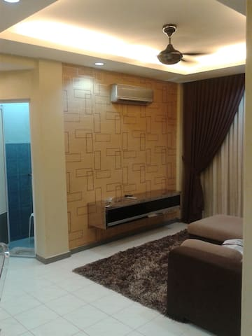 Excellent 3 Rooms Apartment at Air Itam