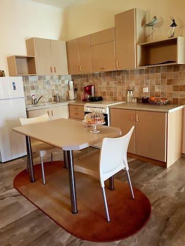 Spacious apartment in Sparta