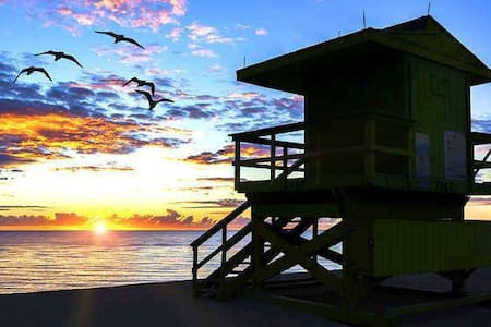 BLUEWATER BUNGALOW 2 - SINGER ISLAND - SLEEPS 4 - West Palm Beach - Bungalov