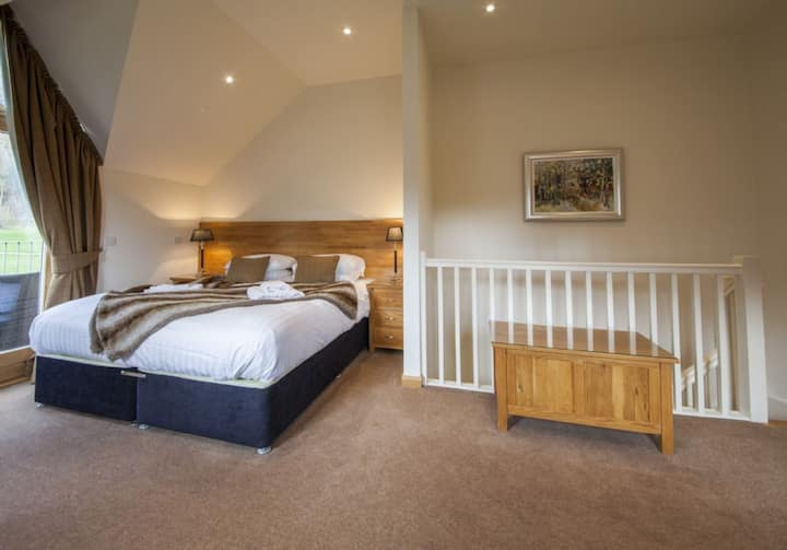 Mains of Taymouth, Kenmore, 10 Maxwells, lovely 5* sleep 2