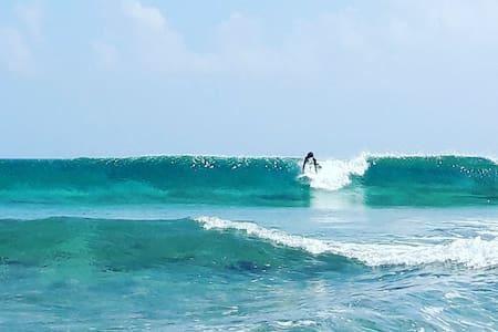 Holiday Inn Veyvah Maldives Surfing point