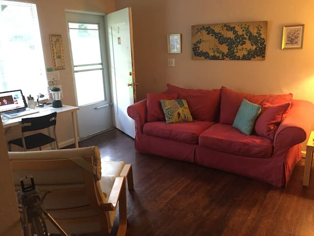 Atlanta Area/Decatur (downtown) 1-BDRM Apt - Decatur - Wohnung