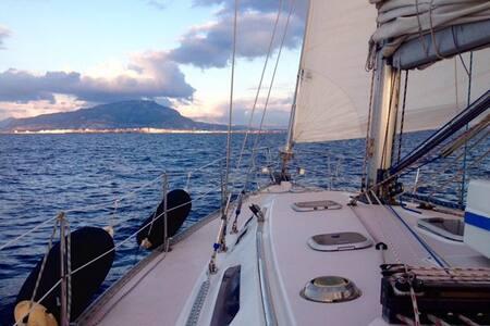Catalina Boat - Sicilian experience - Trapani