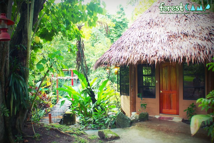 Cottage by the River at Forest Camp Resort (RS1)