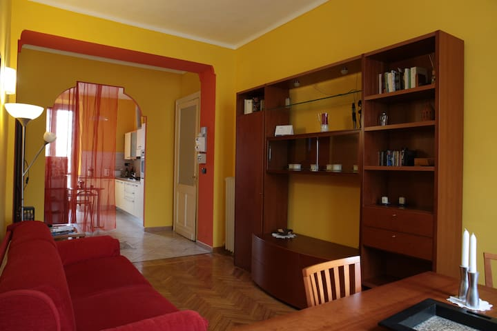 Dreaming of Turin... cozy appartment good position