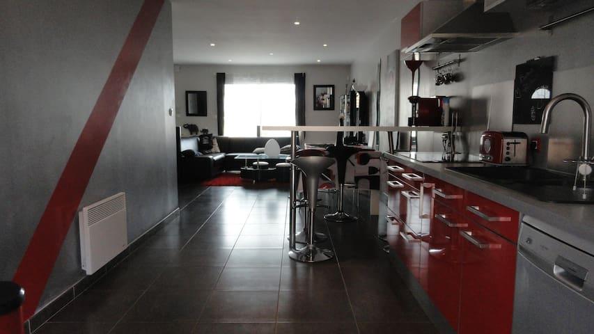 Villa en résidence - ビジエ (Béziers)