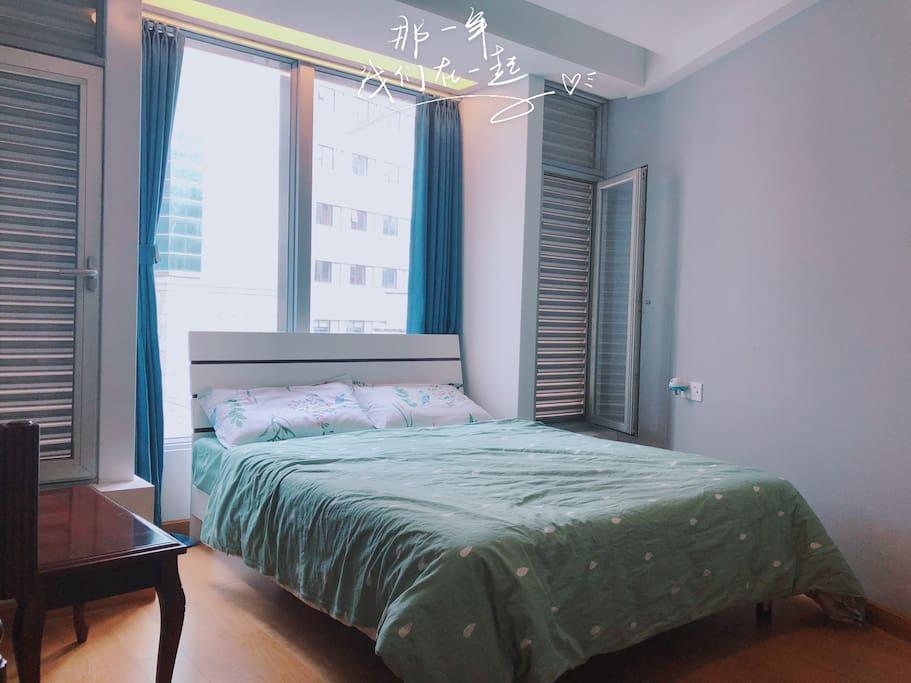 客人使用的房间