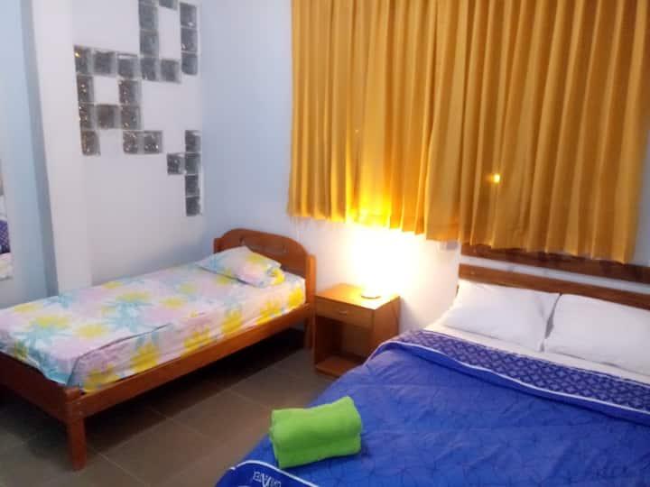Habitación Privada Dobles 2 camas