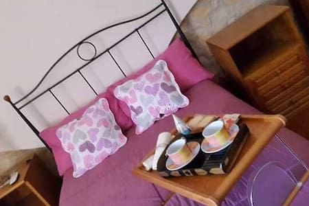 Home Holiday Cava Costiera Amalfitana PetitChalet - Cava de' Tirreni - House