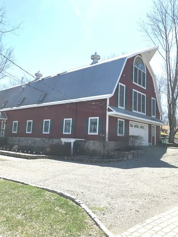 Barn House of Warwick, private apt- 1 bedroom - Warwick - Apartment