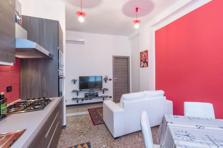 The Acquarium house - Genova - Apartment