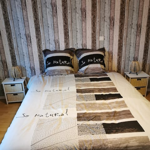 jolie chambre sur l'axe EPINAL/NANCY