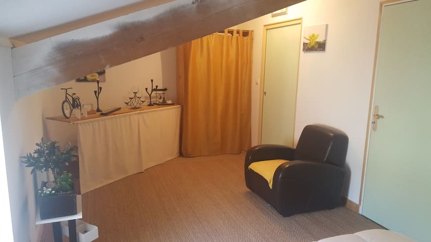 Chambre d'hôte Frontenaysienne du Marais Poitevin