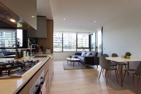 One Bedroom Brand New Apt@Macquarie Park