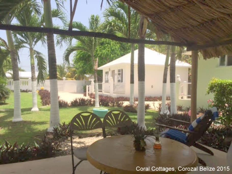 belize pin district c with ukcheil stan creek cottages a nu travel