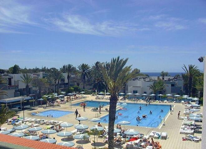 Nice studio views 5 min to the beach Last minute - Arona - Apartment