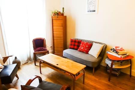 Appartement, quartier Croix Rousse. - ลียง