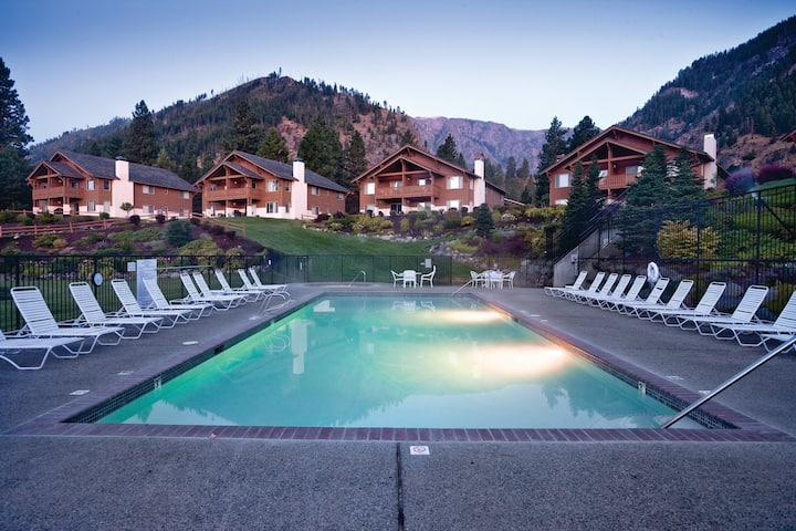 Worldmark Leavenworth New Years NEW LISTING NICE 2