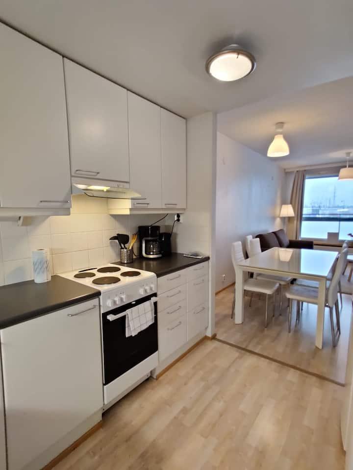 Kotimaailma Furnished Apartment, 2 bedroom & sauna