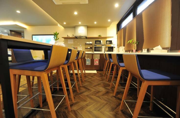 Mixed Dormitory♪Near Ginza/Tokyo/Tsukiji♪_TP22
