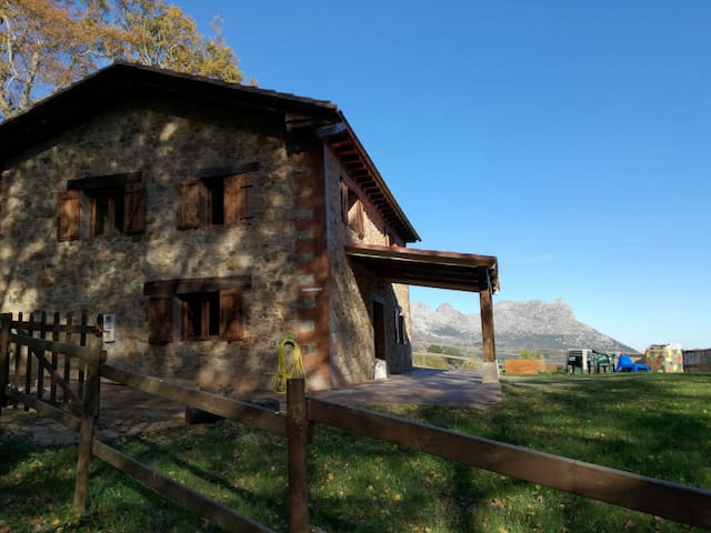 La Cabaña - La Revilla - บ้าน