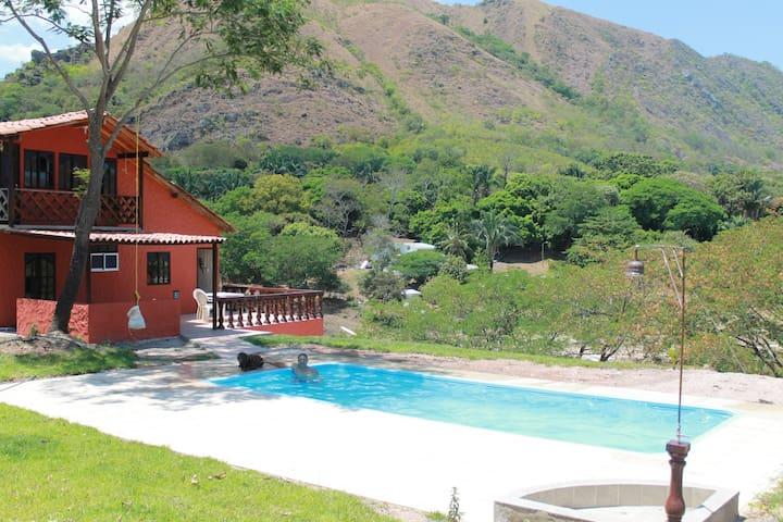 Represa Prado - Tomogo - Cabana