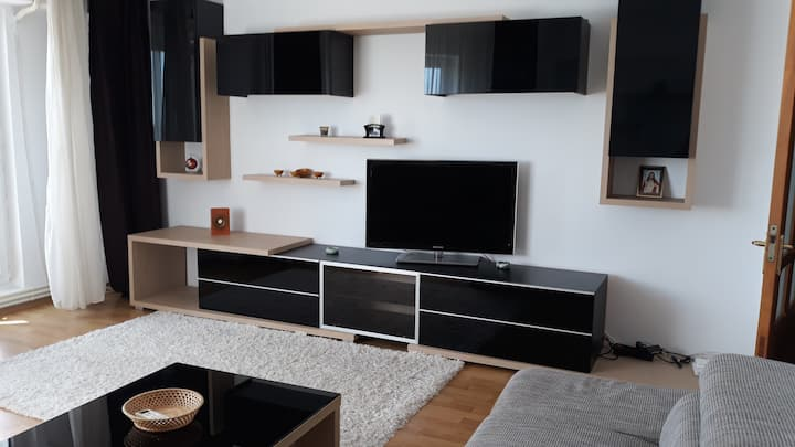 Constanta, central 1 bedroom apartment, Capitol