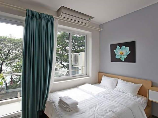 Ha Noi Home 2 - Apartment lake view - 3rd floor