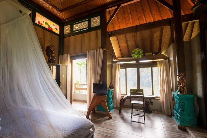 Cozy Little Studio | 1 BR House, Ubud