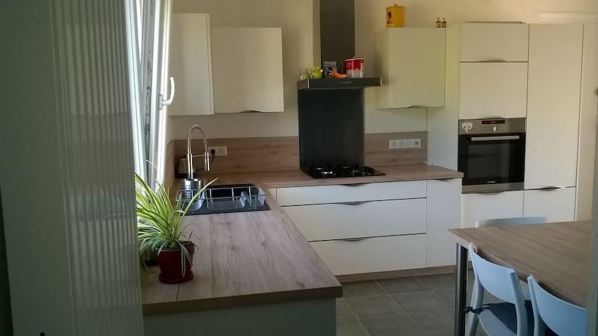 Appartement avec vue imprenable au Puy en Velay
