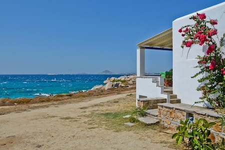 Zefiros 1-Apartment Beach Front - Huoneisto