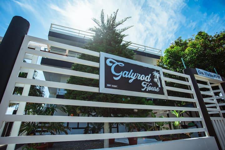 Galyrod House - San Andres Isla
