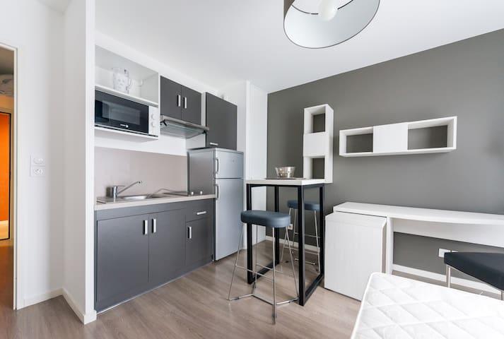 Apt - Résidence - 2 - Valenciennes - Apartment