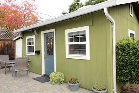 New - Garden Cottage With Private Entrance - Sunnyvale - Hus