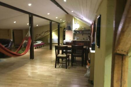 Modern, well decorated apartment - Ashwell - Daire