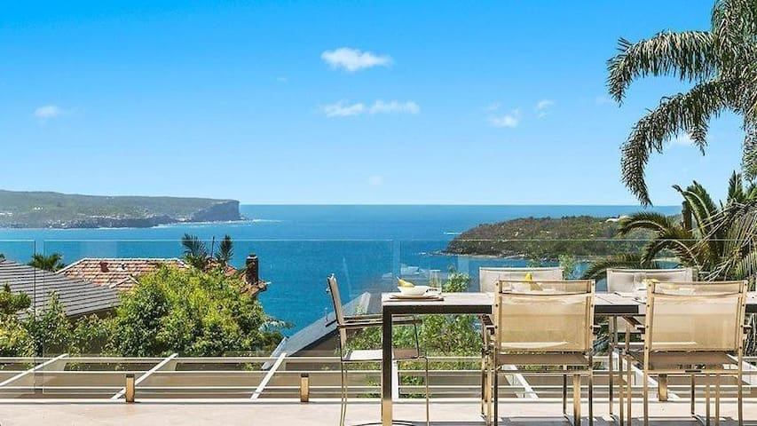 Sydney room with Ocean Views - Mosman - Huoneisto