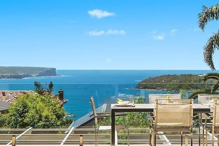 Sydney room with Ocean Views - Mosman - Lägenhet