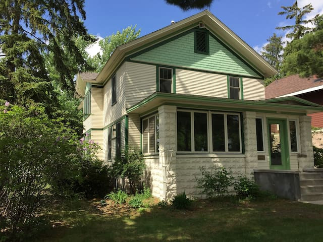 Gracious 4-Bedroom Home in Downtown Stevens Point