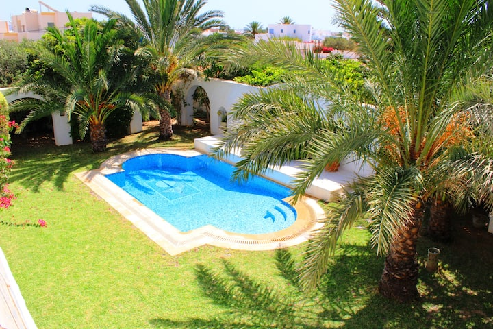 Gorgeous sport villa in Sfax