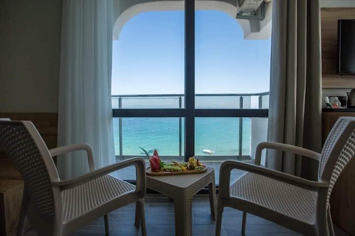 Deniz manzaralı özel oda